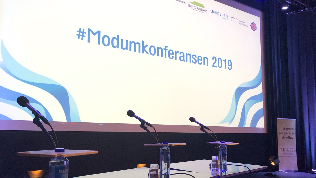 Modumkonferansen 2019