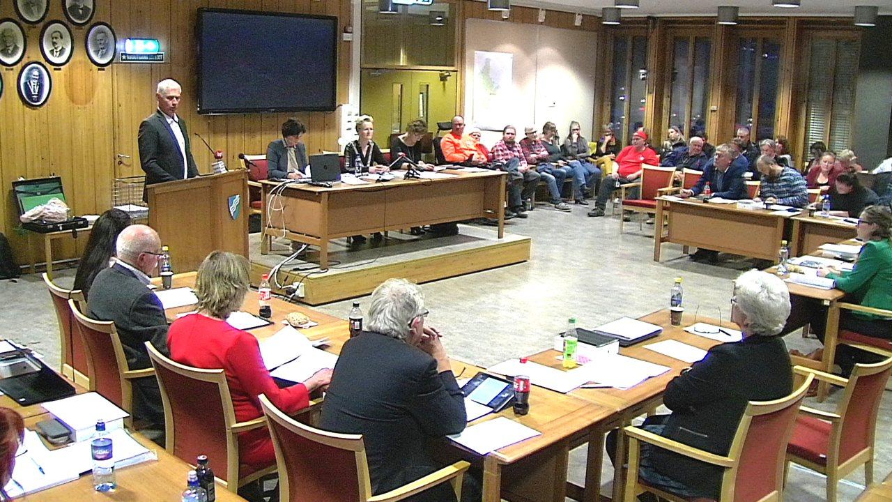 Kommunestyremøte 14.10. 2019 kl.18:00