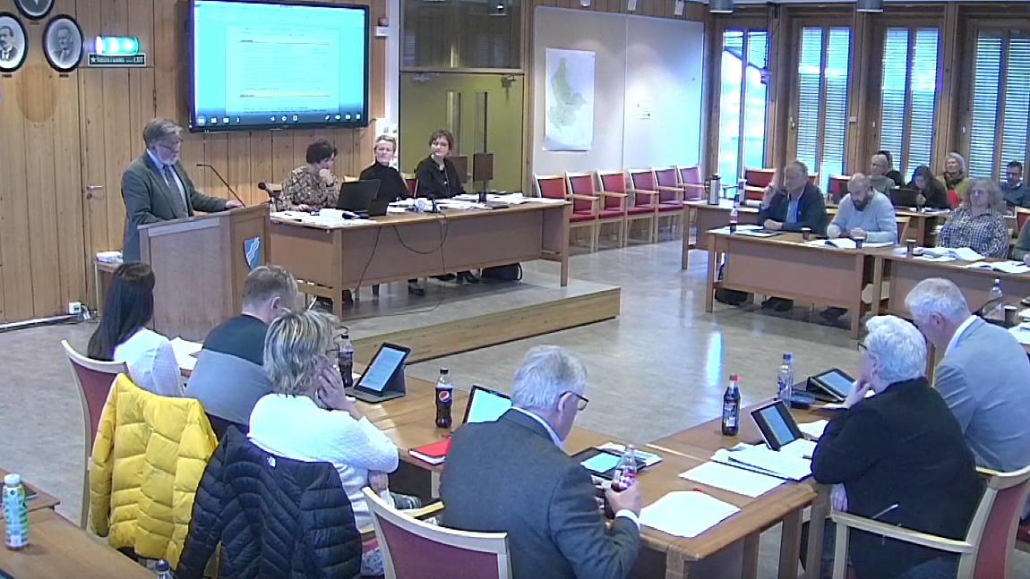 Kommunestyremøte 13.12. 2019 kl.10:00