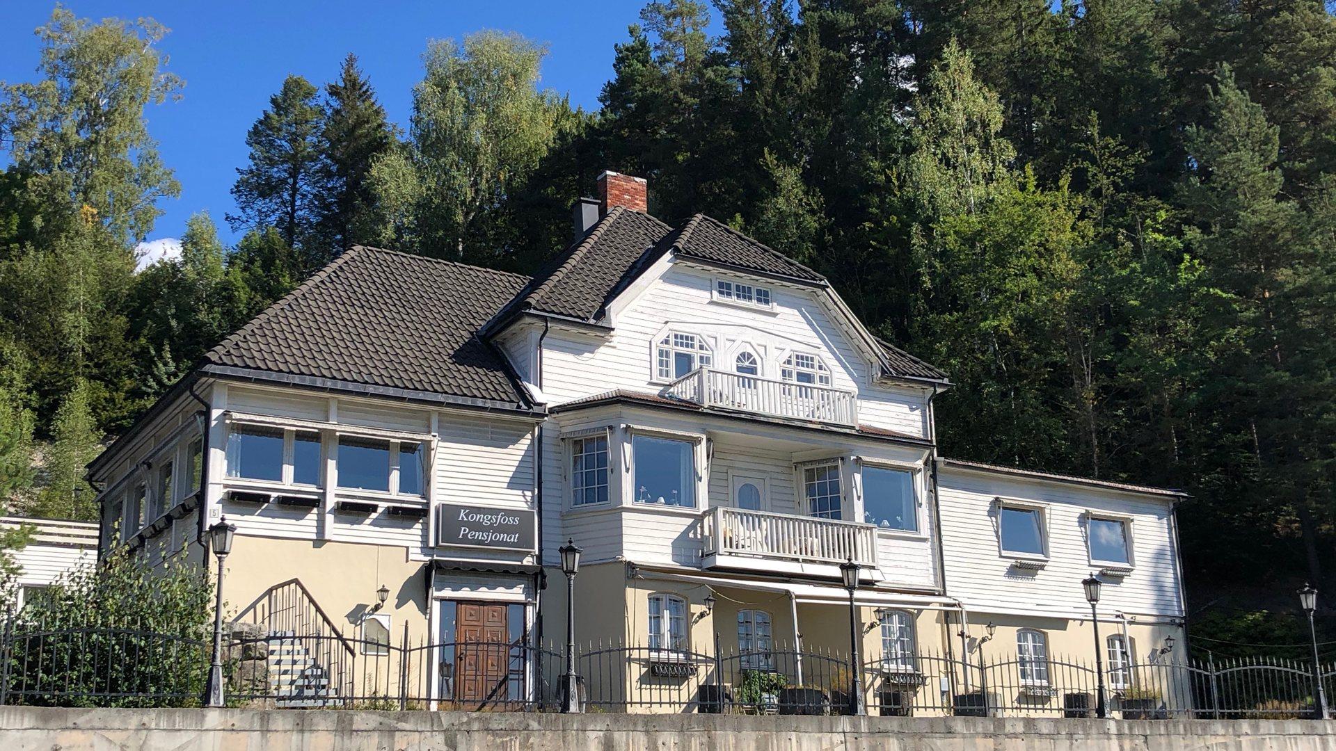 Ny hemmelig eier av Kongsfoss pensjonat