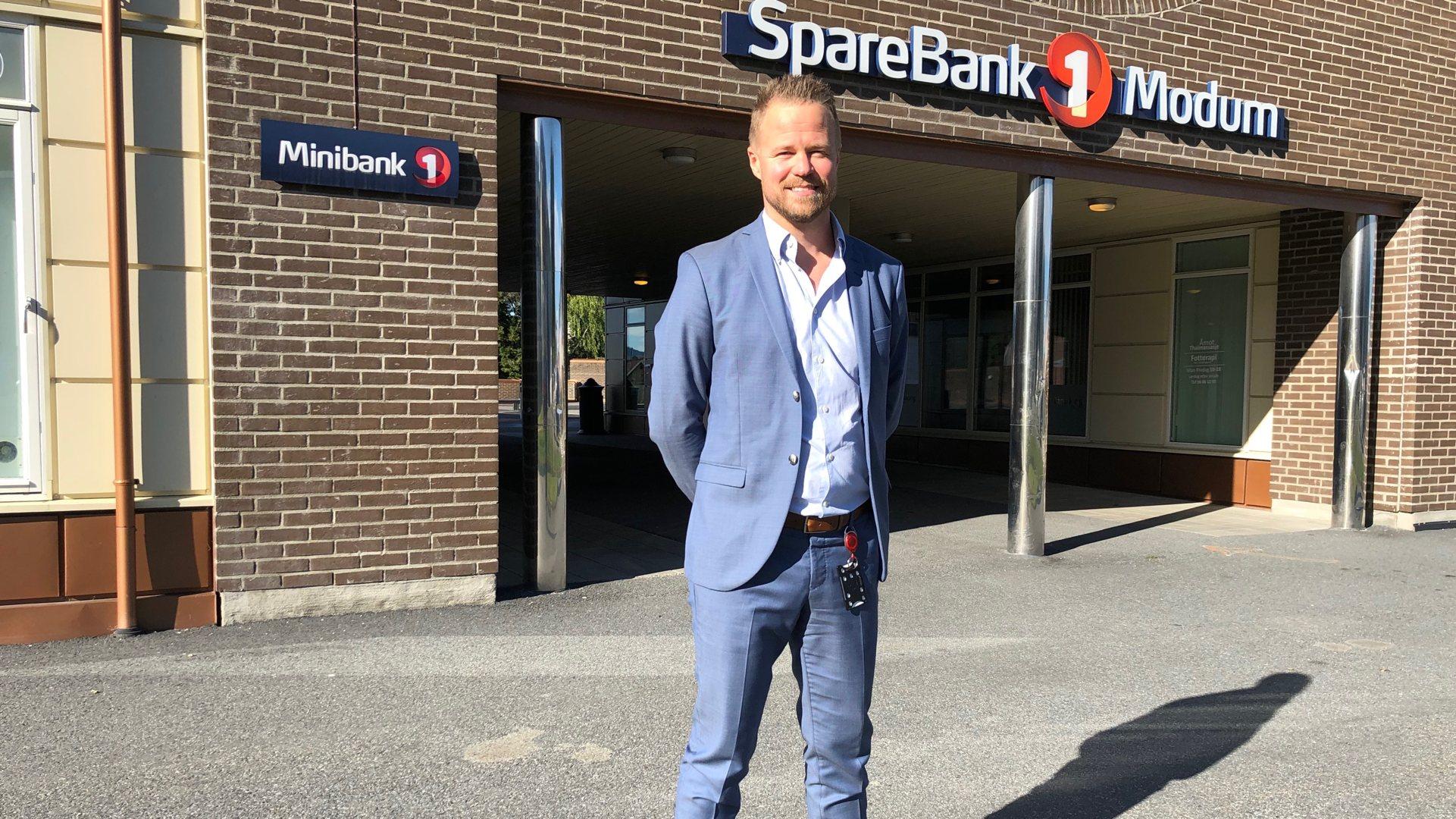 Banktjenester i butikk