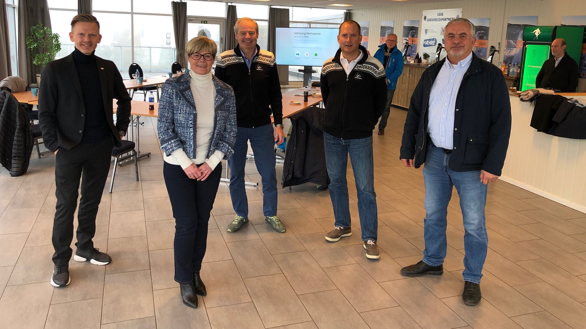Vikersund fikk avslag på Støttesøknad