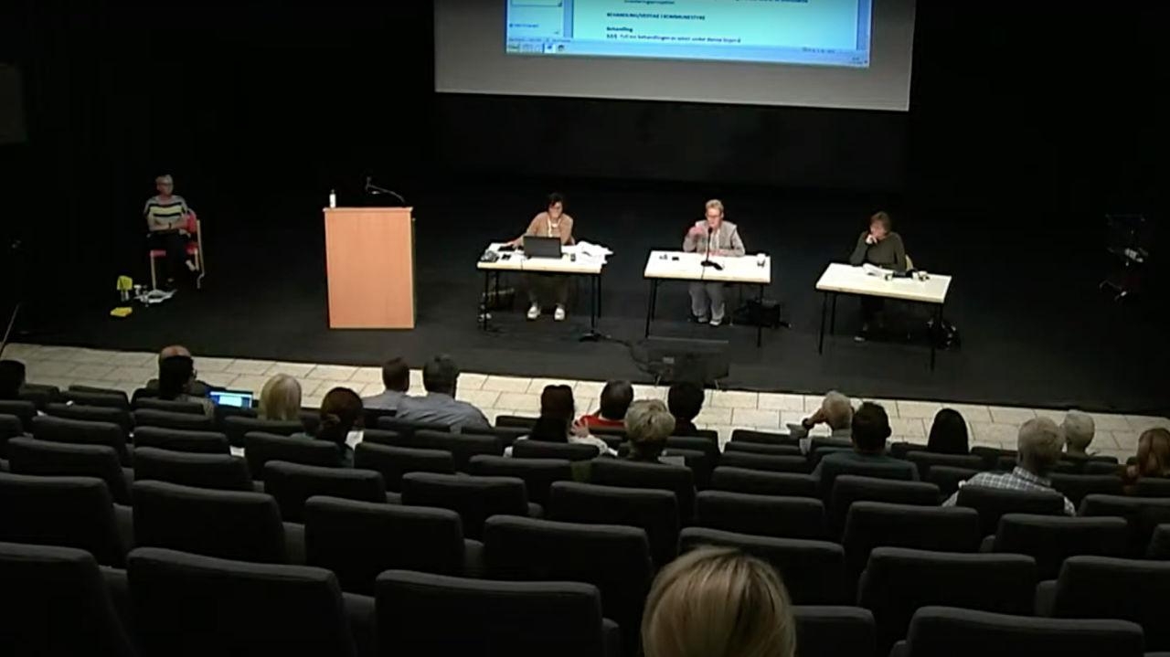 Kommunestyremøte 21.09.2020