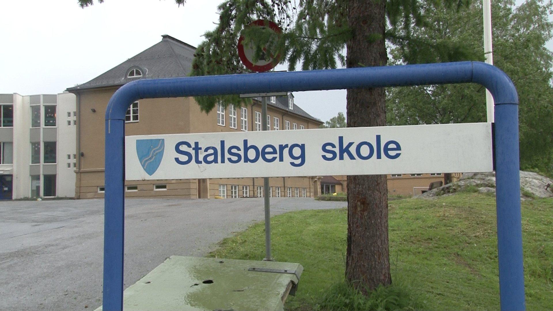Rektortøbbel ved Stalsberg skole