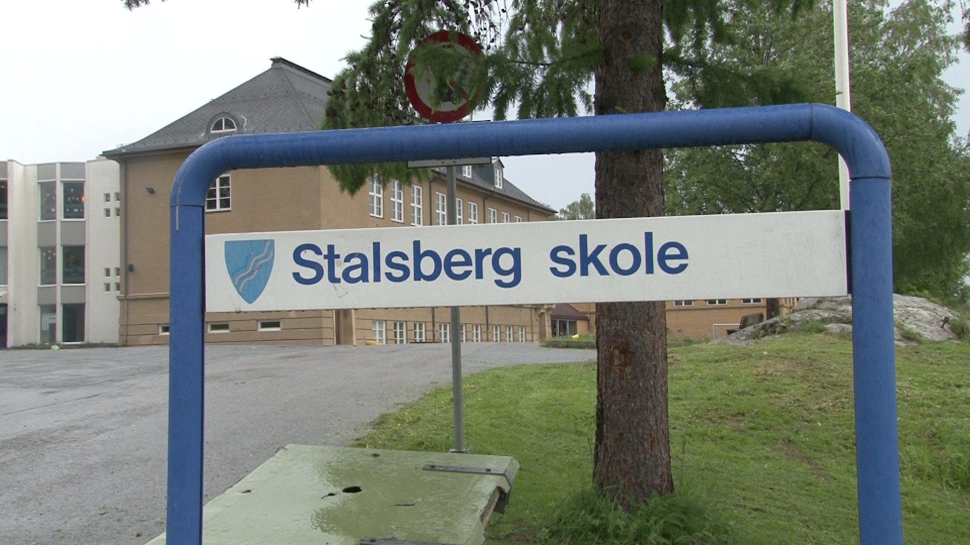 Stalsberg elev smittet