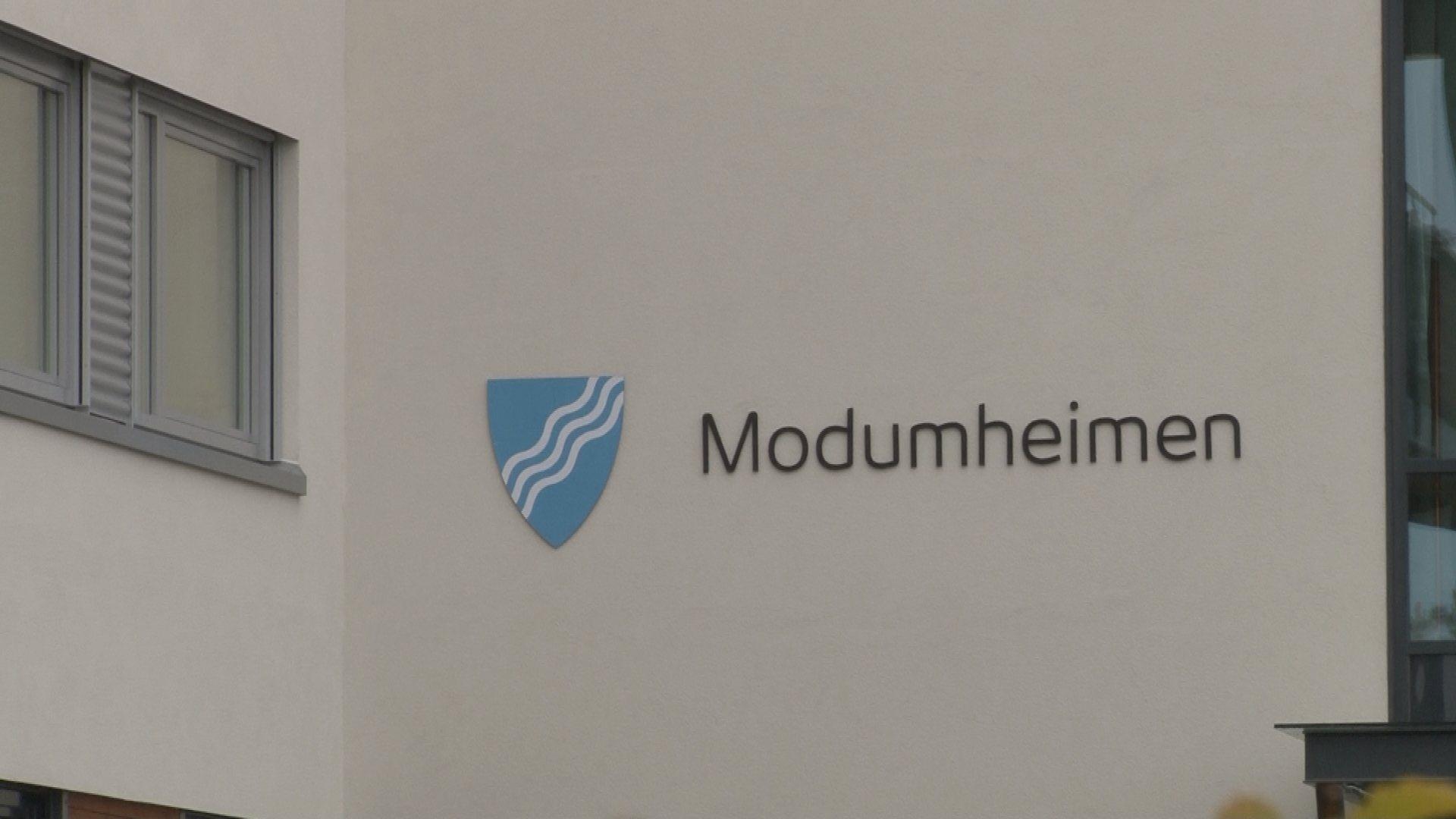 2Coronadødsfall på Modumheimen