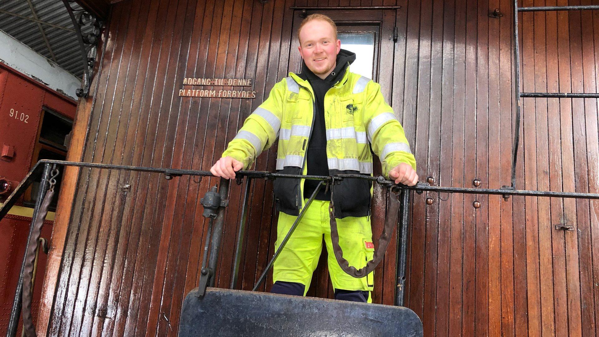 2021-02-08_Jan-Erland er ny banemester på Krøderbanen