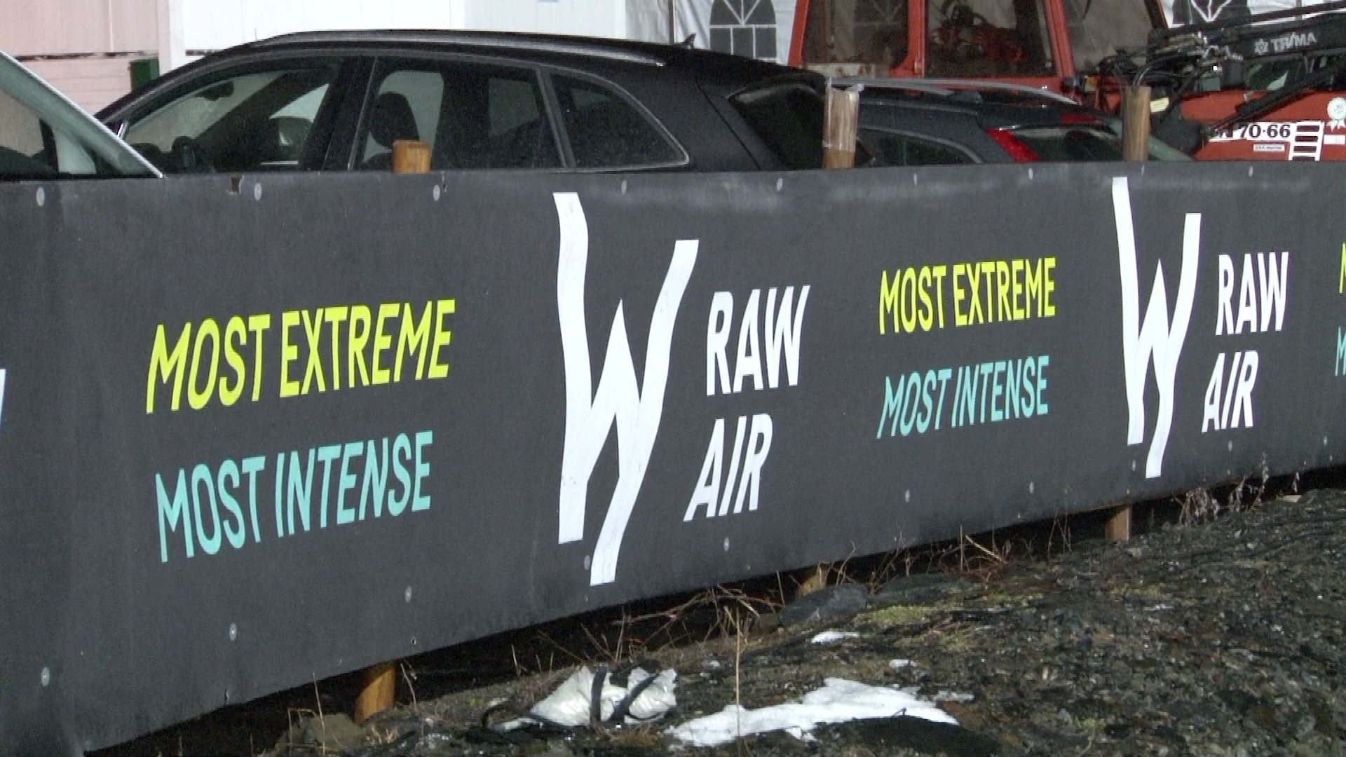 Avlyser Raw Air