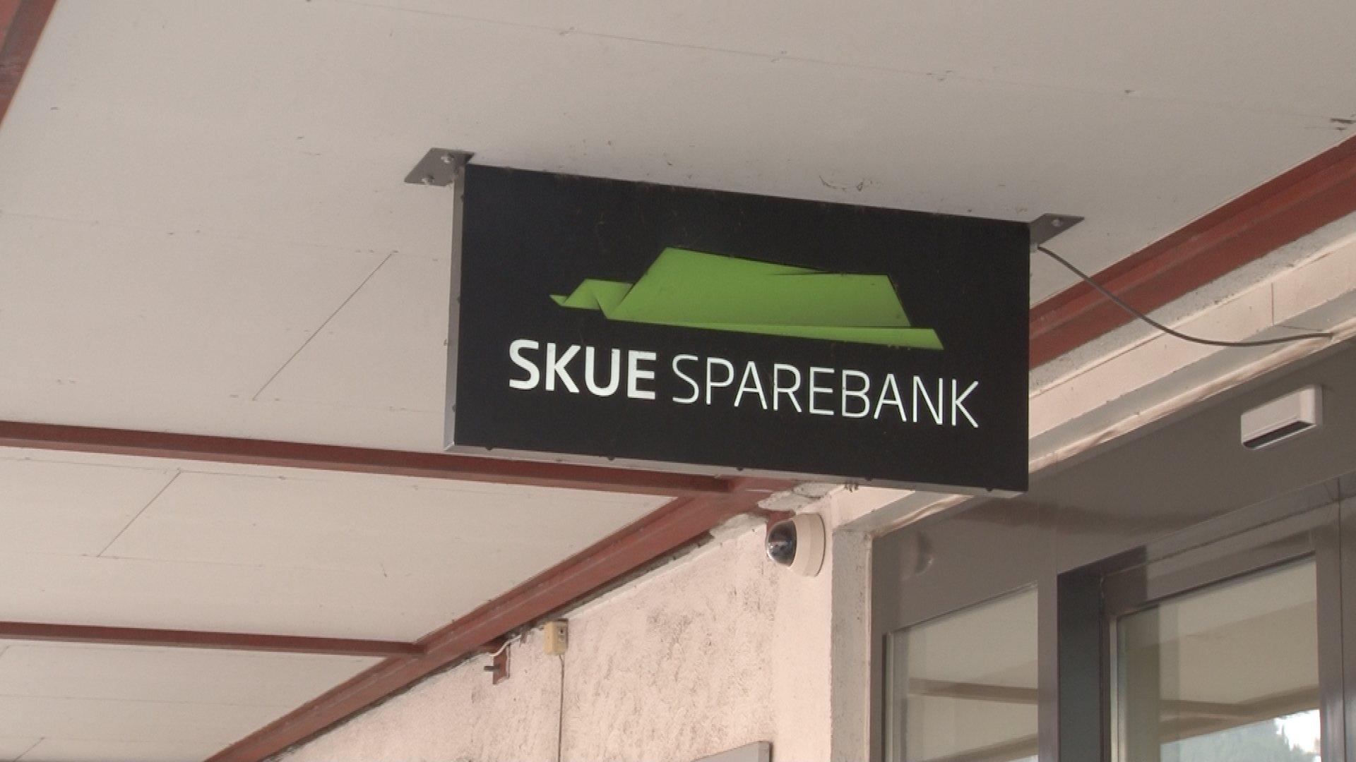 Solid resultat for Skue sparebank