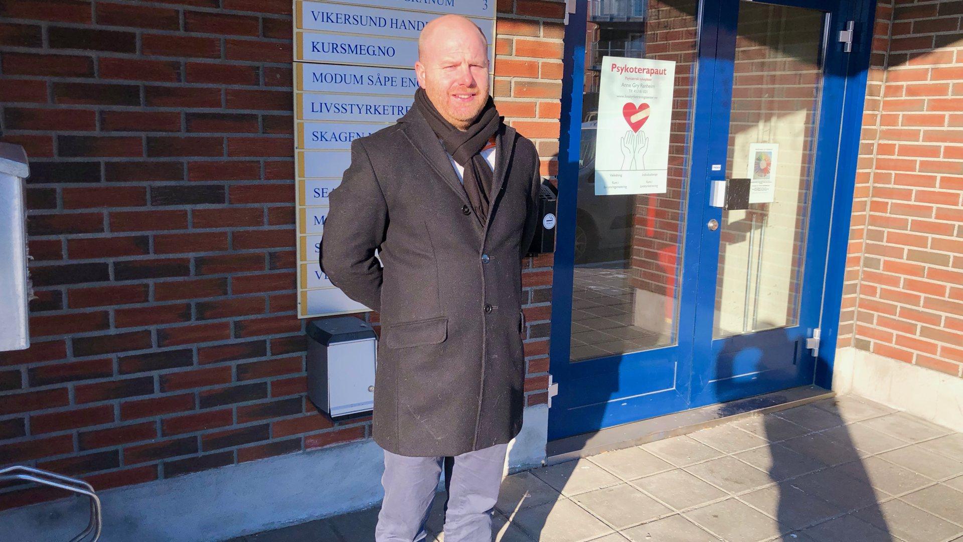 Pål Lohne i nytt forsikringsselskap