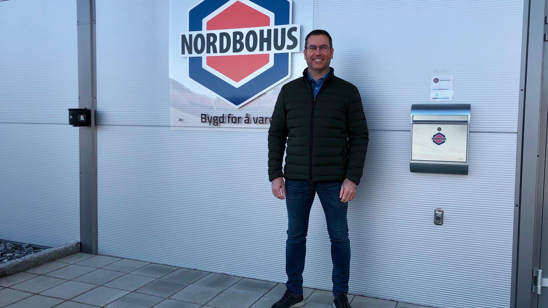 Har de mest fornøyde kundene i Nordbohus-kjeden