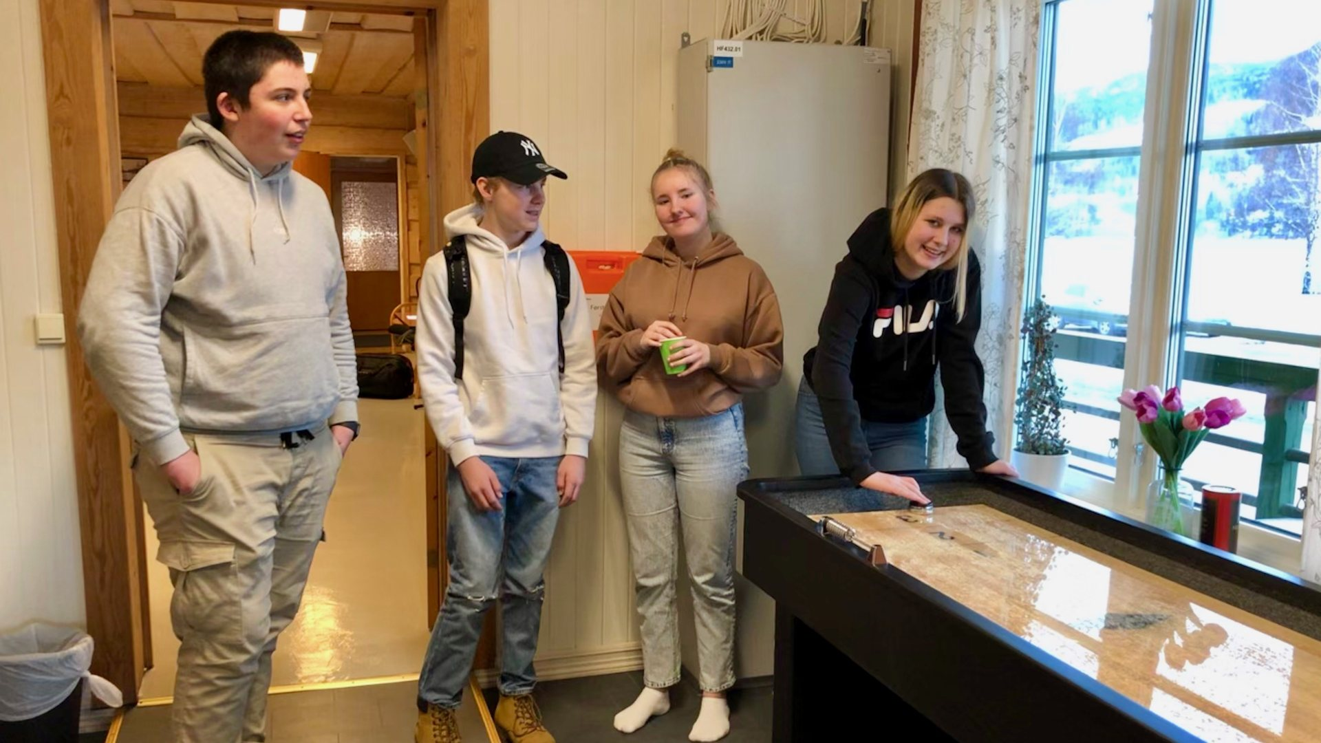 Nyåpning Ungdomsrommet i Vikersund