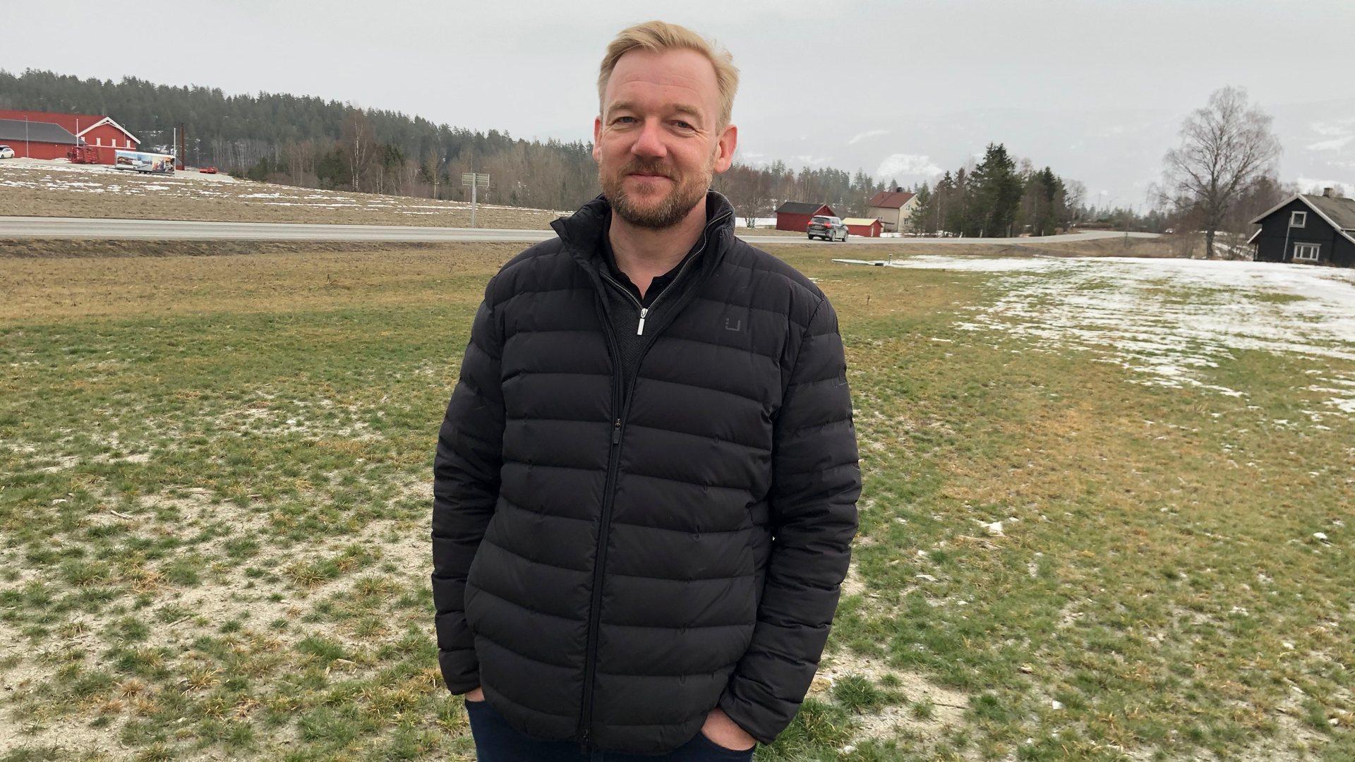 Store planer for Vikersund næringspark