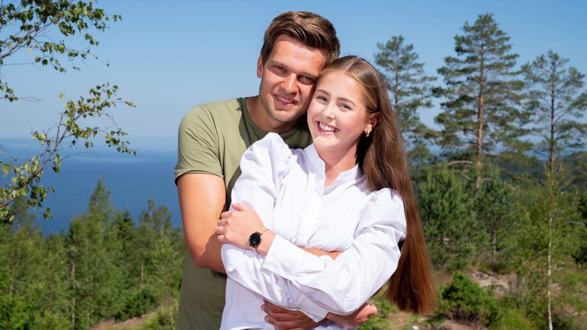 Modumpar deltar i Sommerhytta på TV2
