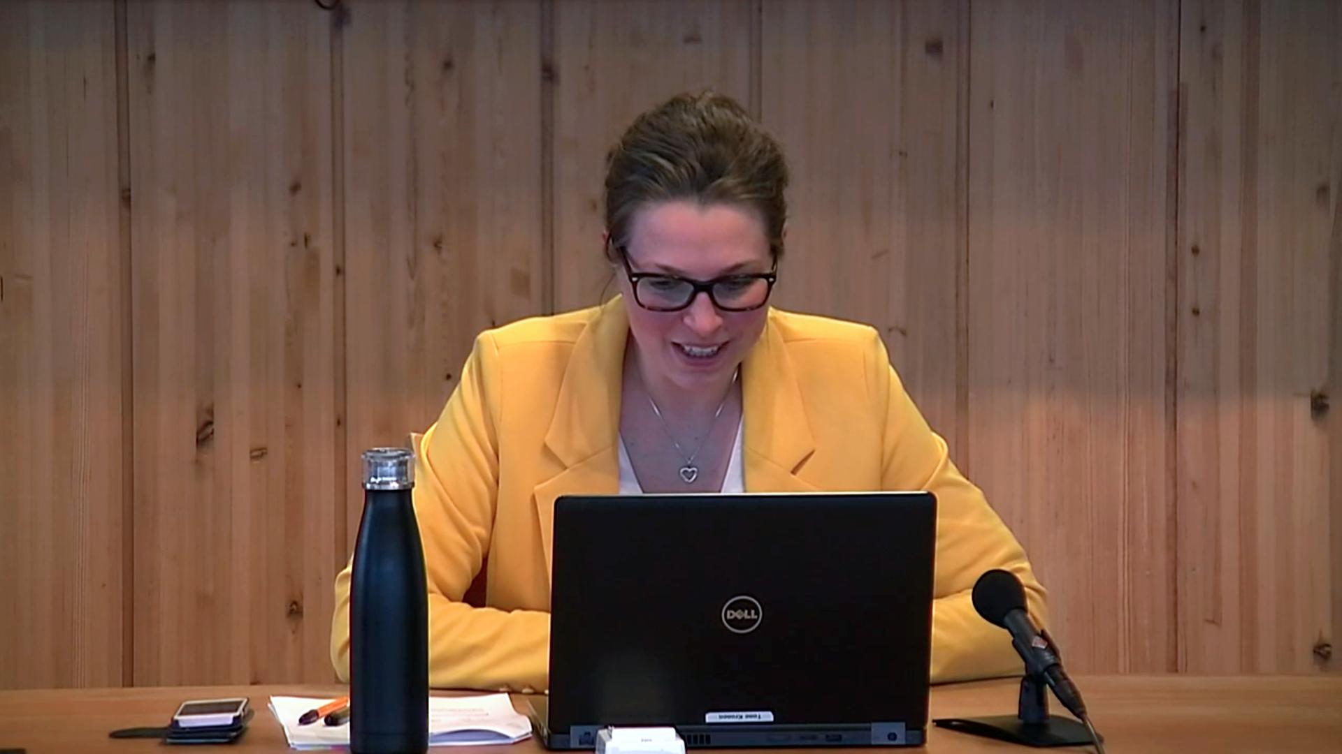 Møte i Hovedutvalg for Helse- og sosialsektoren 20.04.2021