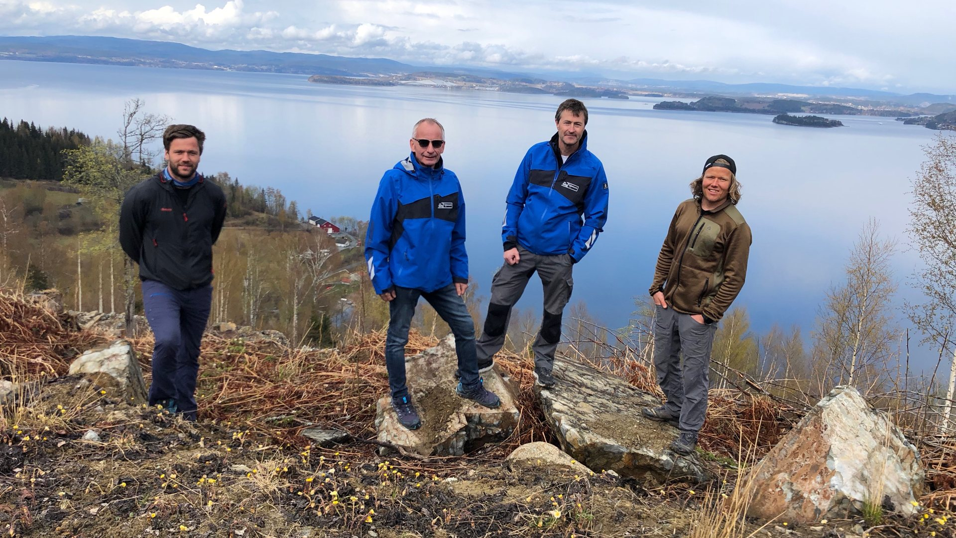Lanserer hyttefelt på Øst-Modum