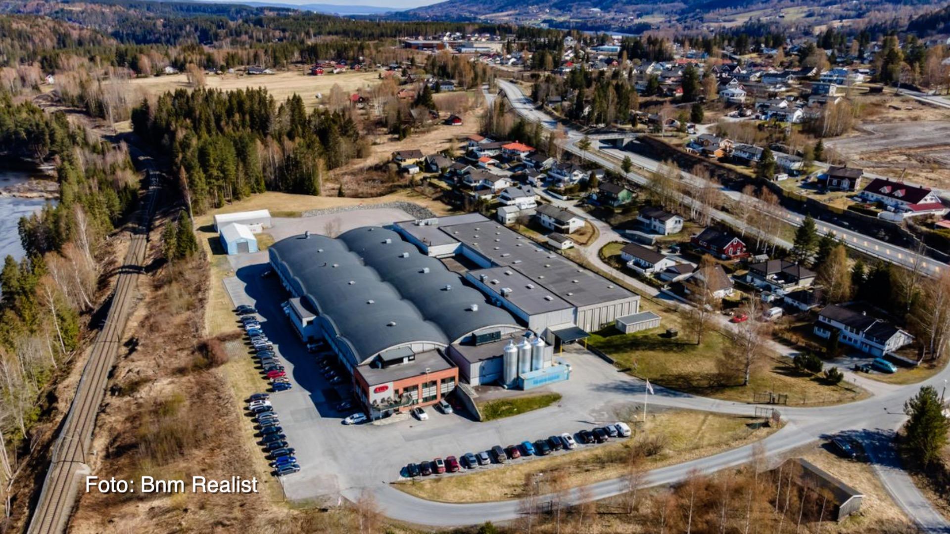 Elko-bygget lagt ut for salg. Prislapp 95 millioner kroner