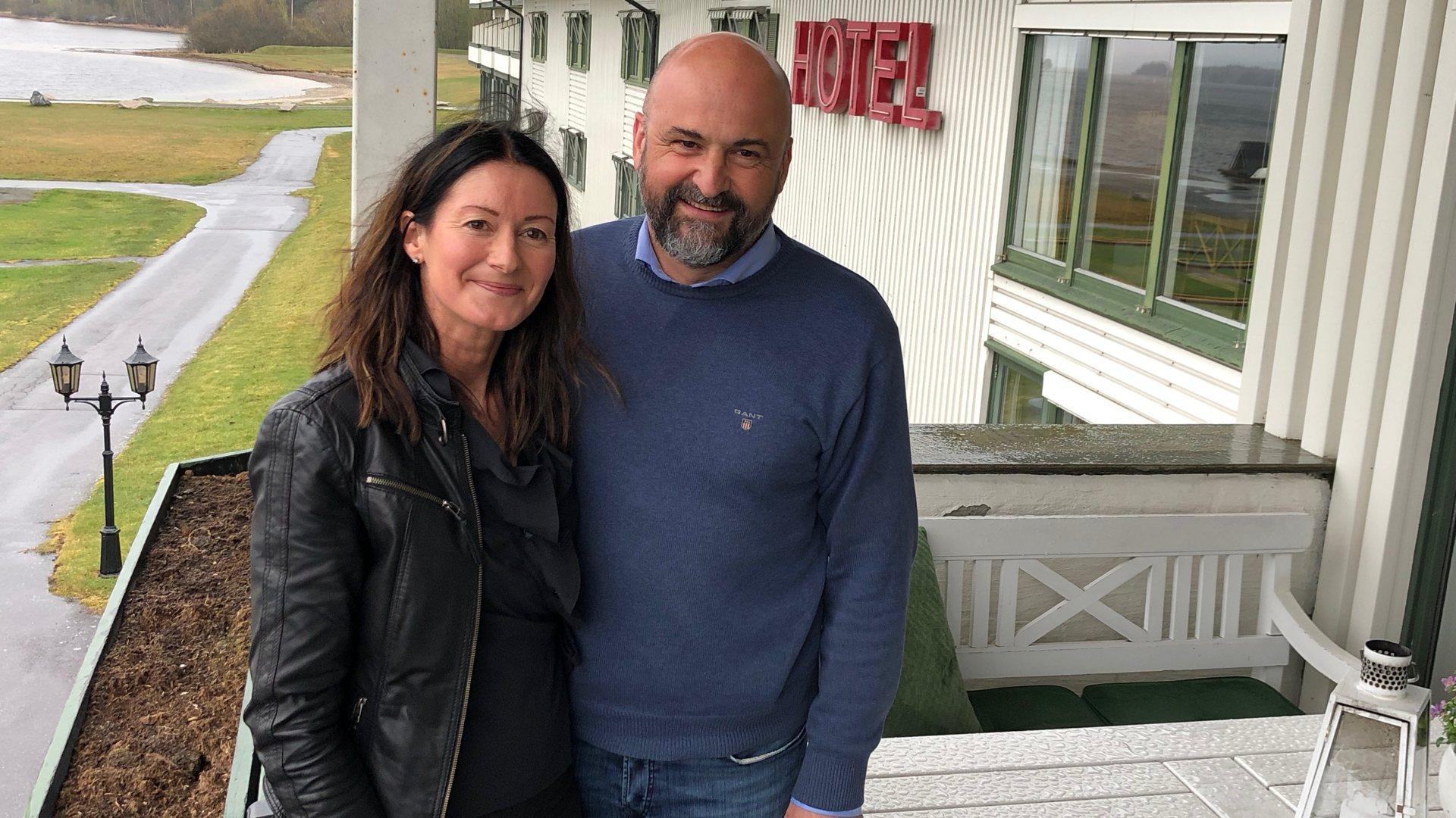 Tyrifjord hotell fyller 40 år. Håper å feire med tilbud til barn og unge