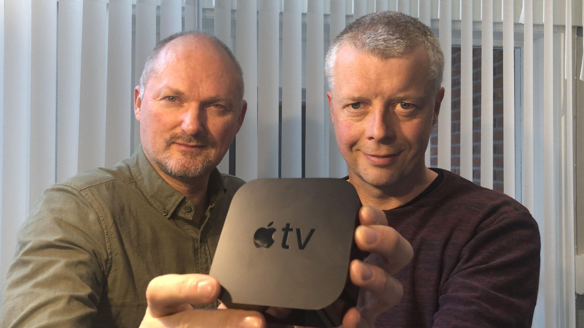 Nå er vi også på Apple-TV. TVModum lanserer ny app