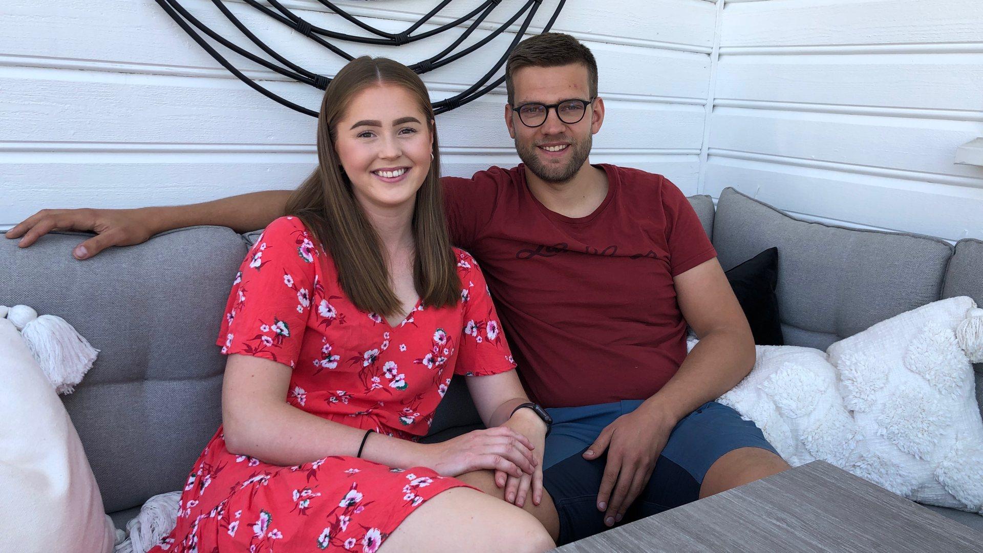 Anna og Jone imponerer i «Sommerhytta»