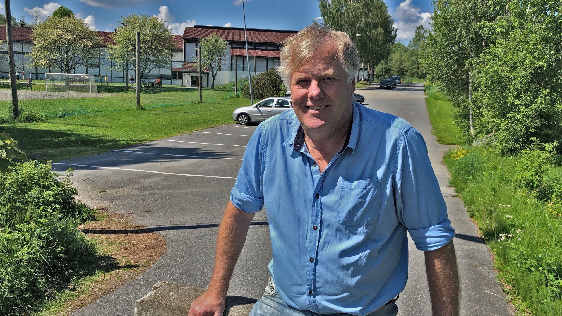Foreslår at Modum kommune kjøper eller leier modulbygg til bruk på skolene