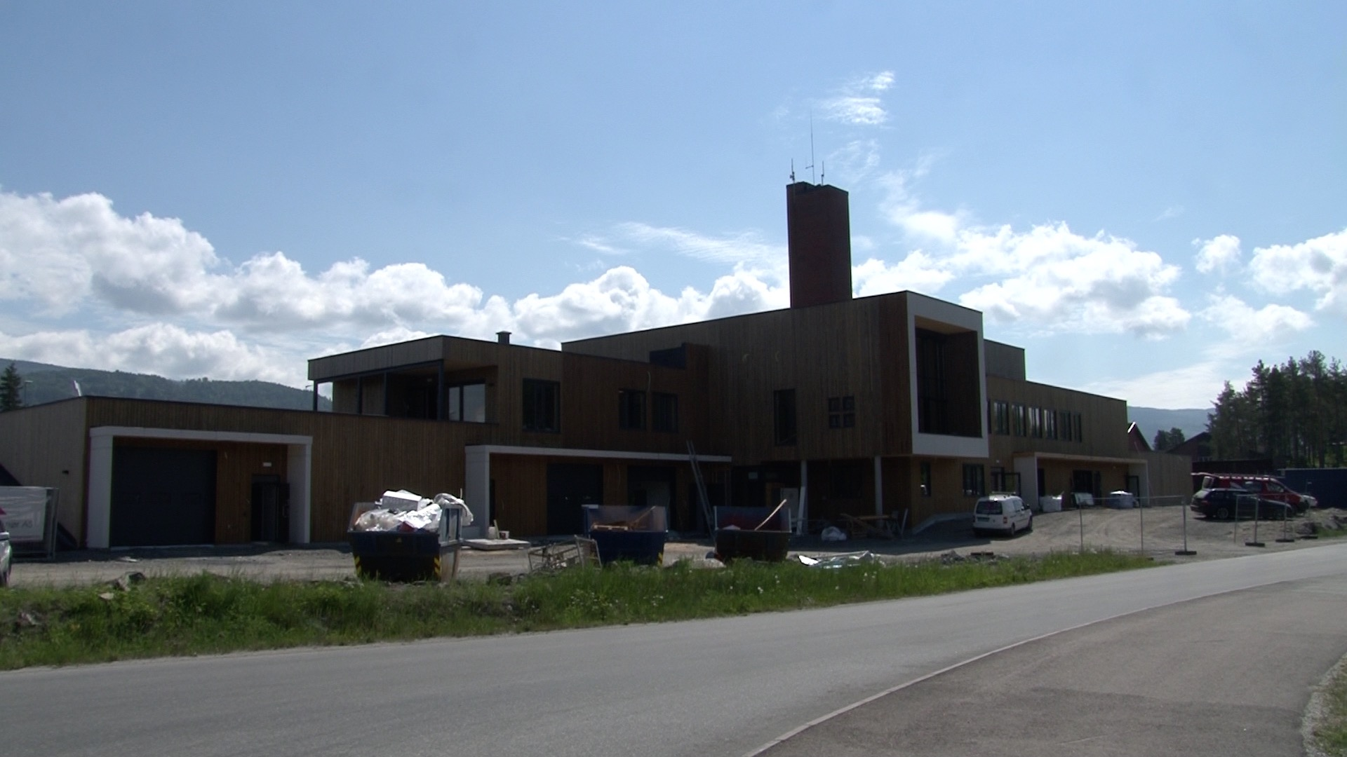 Budsjettsprekk for kommunens nye bygg på Nedmarken