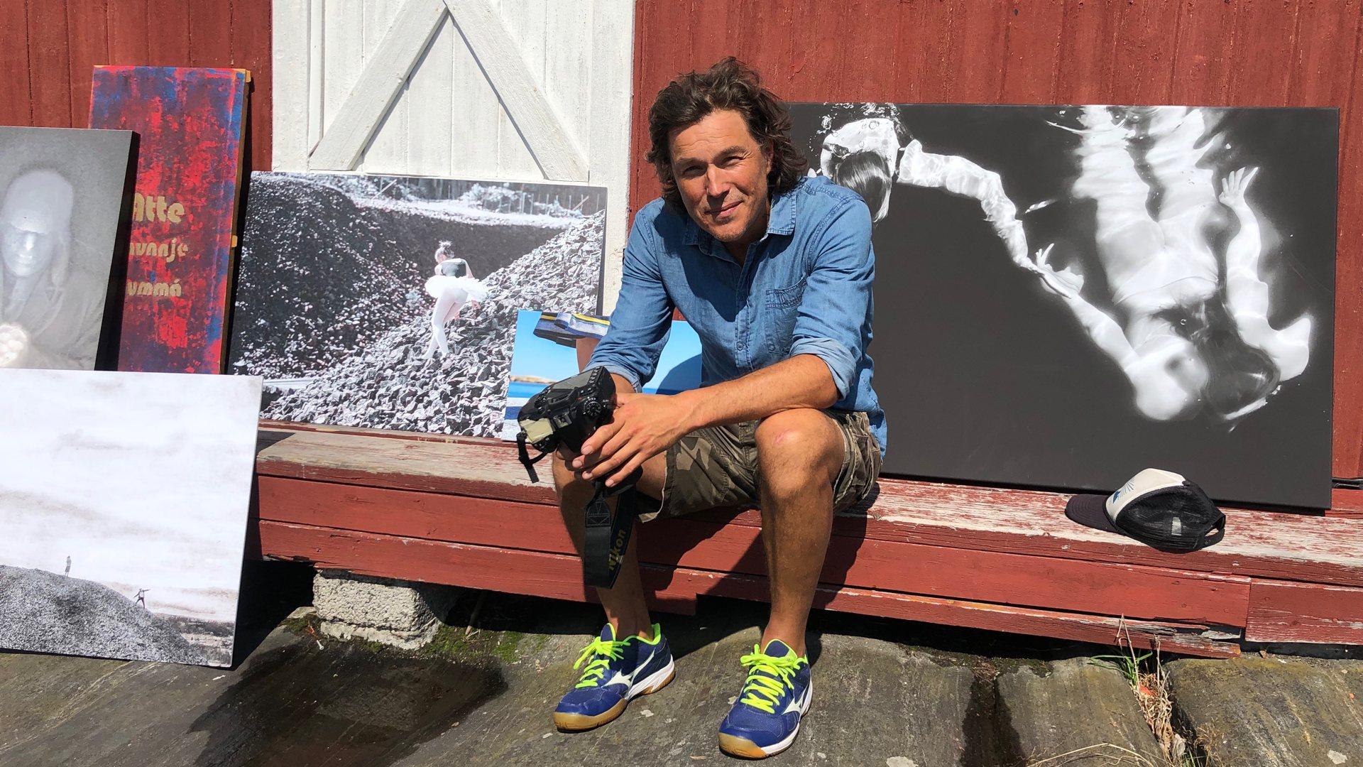 Jørn-Are deltar i internasjonal fotokonkurranse