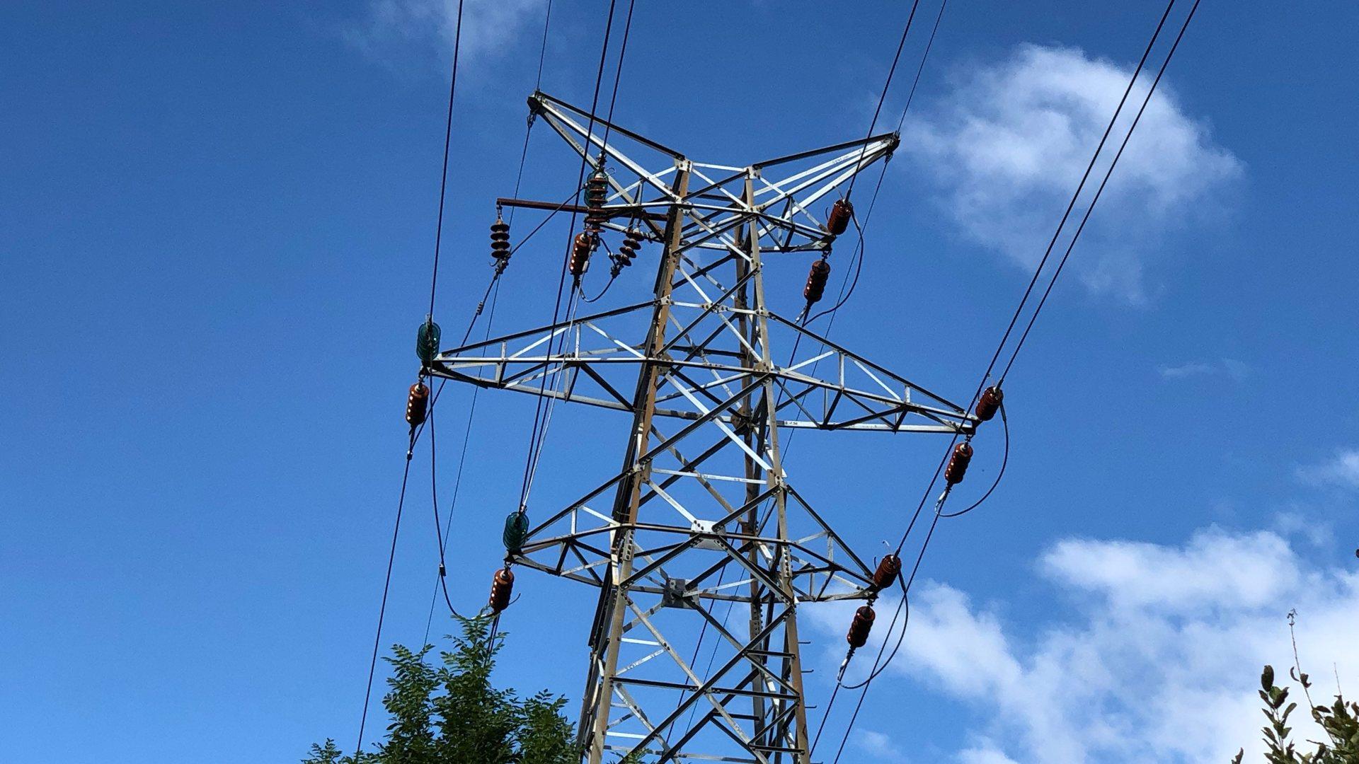 Prisen på strøm er rekordhøy