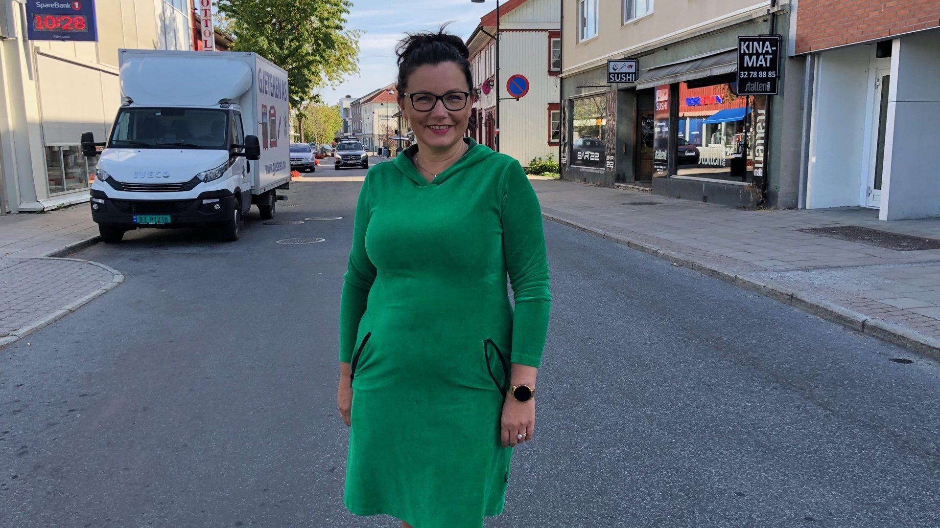 Arrangerer Fargerik festival i Vikersund
