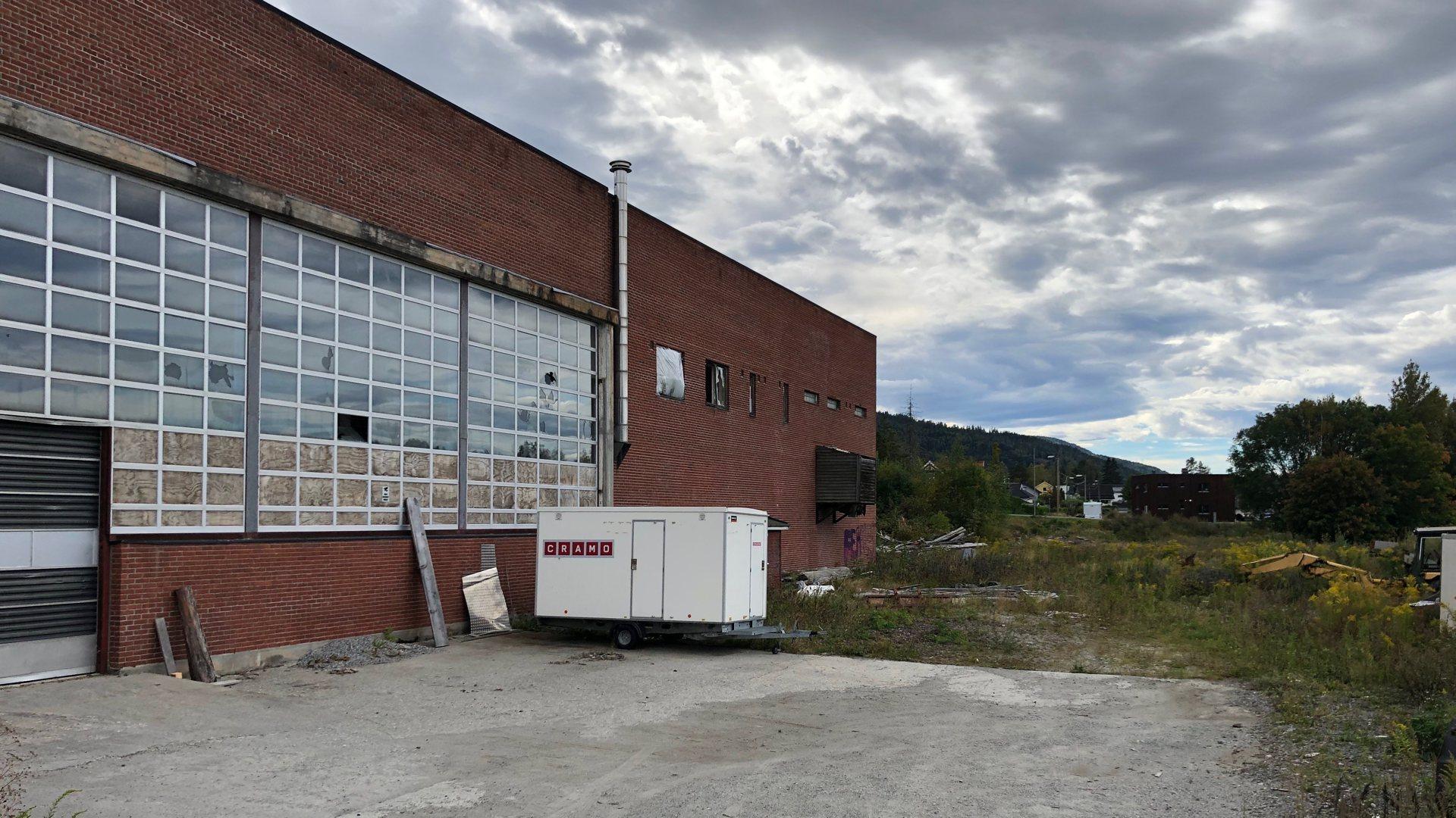 Vil bygge 100 boenheter på Stalsberg nord i Geithus