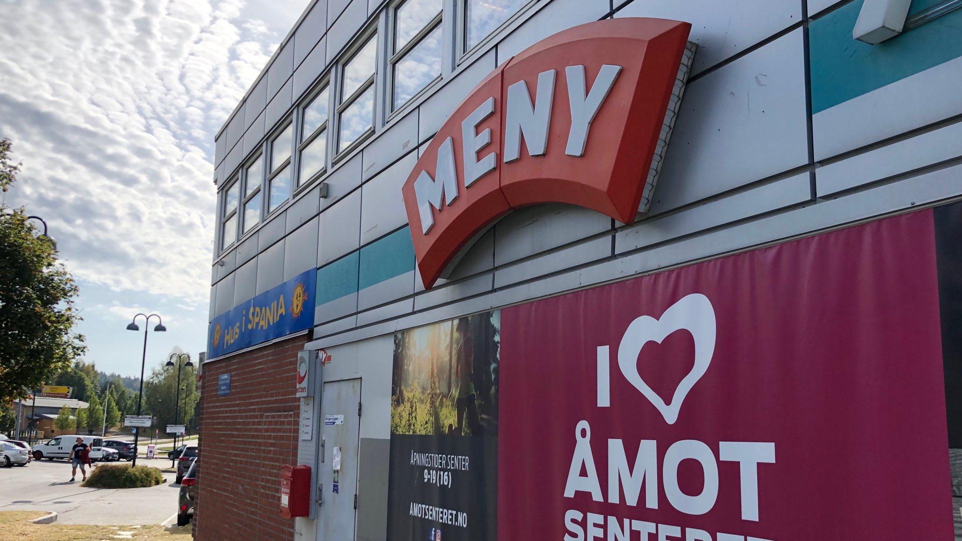 Blir det Meny eller Spar i Åmotsenteret?