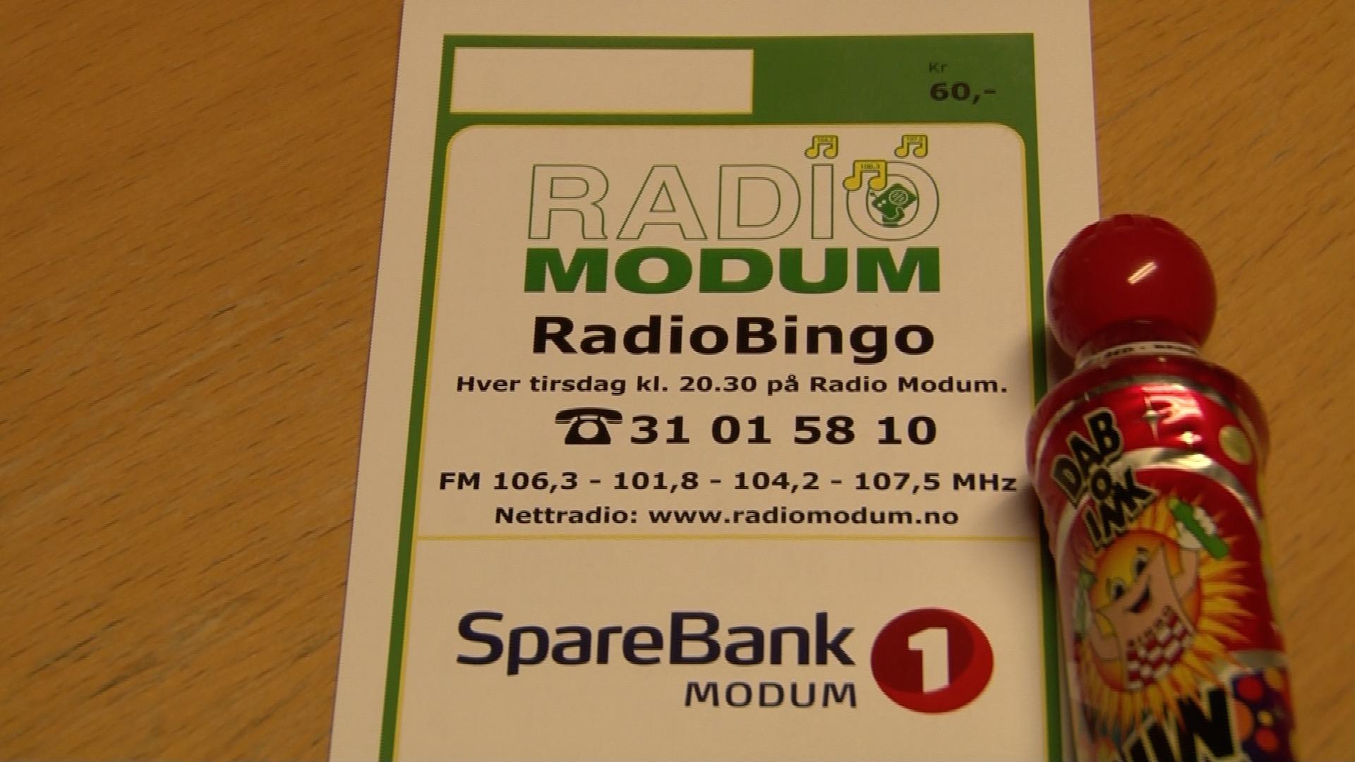 Radio Modum fikk ikke medhold. Men får redusert «Bingostraff»